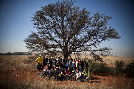 La expedición PlayStation y Red Deporte ya está en Sudáfrica