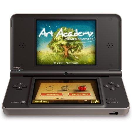 La Nintendo DS se convierte ahora en un lienzo