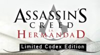 Ya puedes reservar  Edición Limitada de Assassin's Creed La Hermandad (LIMITED CODEX EDITION).