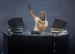 Música Electrónica: David Guetta, el artista más descargado de Internet
