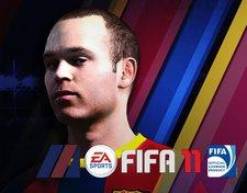 Iniesta será la imagen de FIFA 11