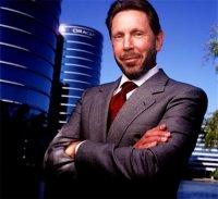 Larry Ellison, fundador de Oracle, el ejecutivo mejor pagado de la década