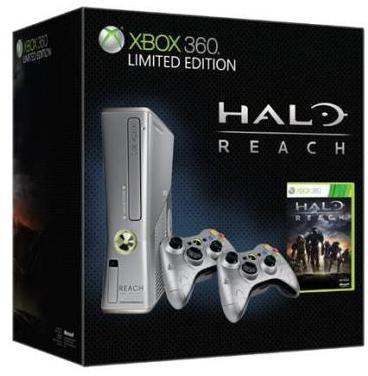 """Edición limitada de Xbox 360 de """"Halo: Reach"""""""