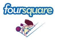Facebook Lugares no frena el crecimiento de FourSquare