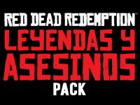 El pack Leyendas y Asesinos para  Red Dead Redemption disponible para descarga el 10 de agosto