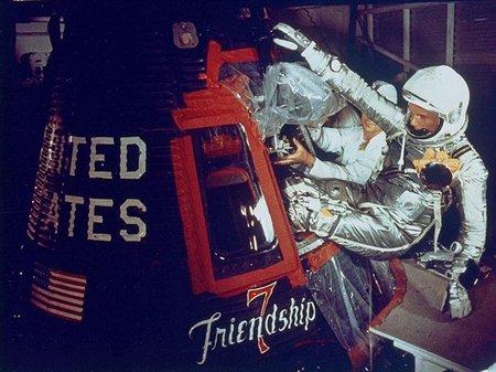 La historia de la NASA, en Flickr