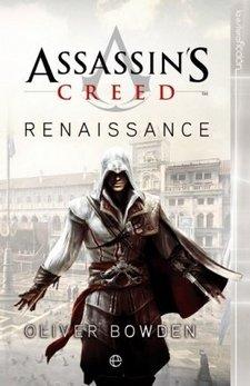 La novela de  Assassin's Creed Renaissance llega a España