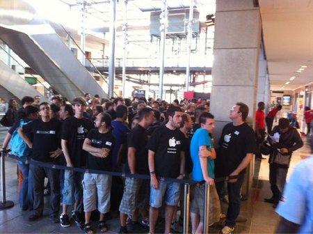 La Apple Store más grande de España abrirá pronto en Marbella