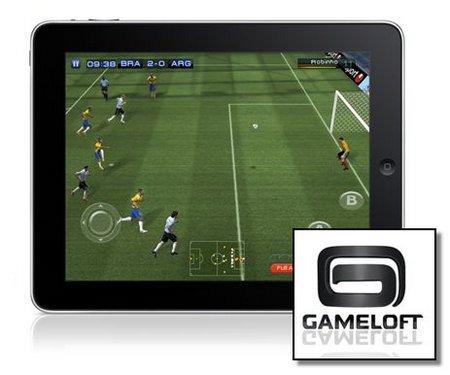 Gameloft supera los 20 millones de juegos vendidos en la App Store