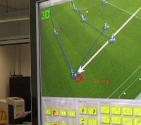 TV3 incorpora la repetición de las jugadas con efecto 3D a las retransmisiones de futbol