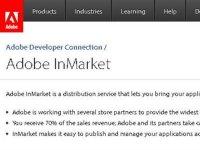 Adobe lanza su tienda de aplicaciones