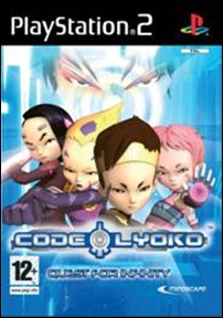 """Code Lyoko"", un divertido arcade para PS2"