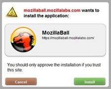 """Mozilla anuncia un """"ecosistema de aplicaciones web abiertas"""""""