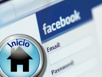 facebook inicio