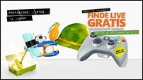 """Xbox Live presenta el """"Finde Live Gratis"""""""