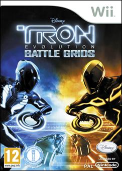 TRON: Evolution Battle Grids para Wii