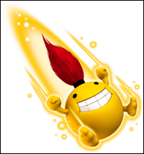 """Nuevo mando Wii Plus para el """"tenis-acción"""" de FlingSmash"""