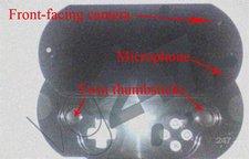 Una imagen filtrada de PSP 2 confirma dos 'sticks', 'trackpad' y cámaras