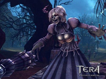 online-TERA Blood Vampir Lady 03