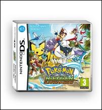 Une tus fuerzas a las de los Pokémon legendarios en Pokémon Ranger: Trazos de luz