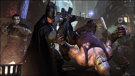 Batman Arkham City (2)