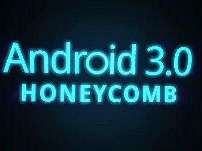 Google presenta Honeycomb y la versión web de Android Market