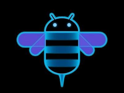 Una abeja, el nuevo logo de Android para tablets