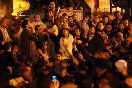 Egipto se queda sin Internet y sin móviles