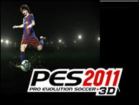 Una nueva dimensión de PES 2011 para Nintendo 3DS