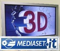 tv 3d italia