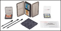 Clean and Protect Kit para Nintendo 3DS