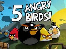'Angry Birds' llega a Windows
