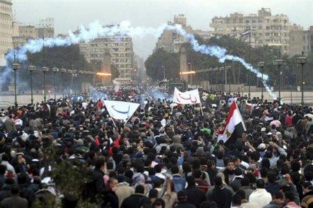 Rusia culpa a Google de fomentar la revuelta en Egipto