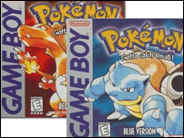 Pokemon Rojo y Azul