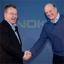 Confirmado y oficial: Nokia usará Windows Phone en sus smartphones