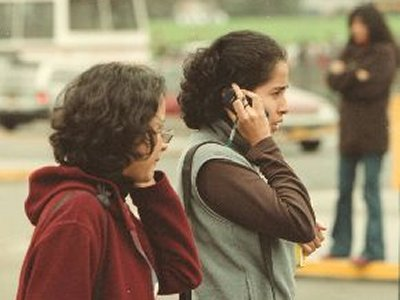 Uno de cada diez hogares españoles no dispone de móvil