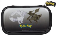 Fundas oficiales para DS de Pokémon Blanco y Negro