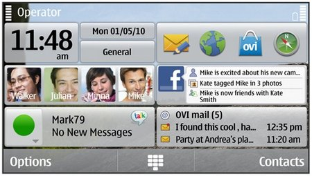 Chat for Nokia Symbian OS