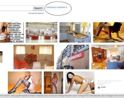 google eroski malaga