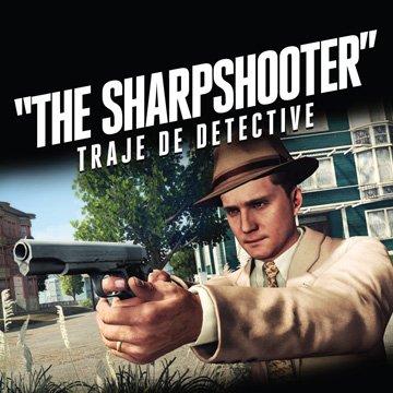LA Noire - the sharpshooter