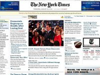 The New York Times cobrará  por acceder a su edición online
