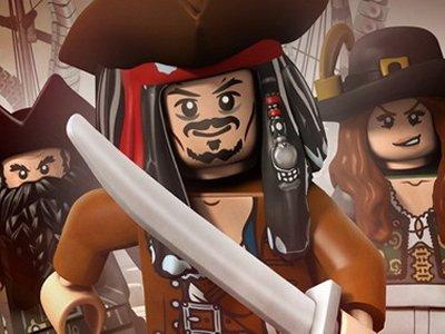 LEGO Piratas del Caribe- El videojuego