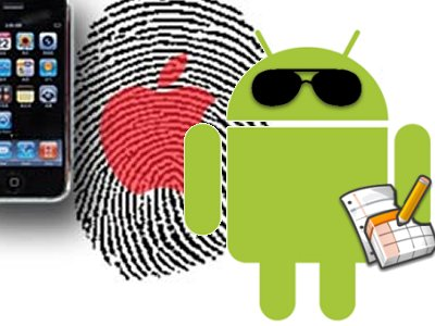 privacidad android - iphone