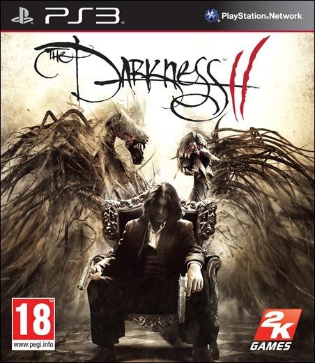 DARKNESS II PS3 FOB PEGI