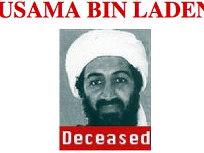 Bin laden deceased