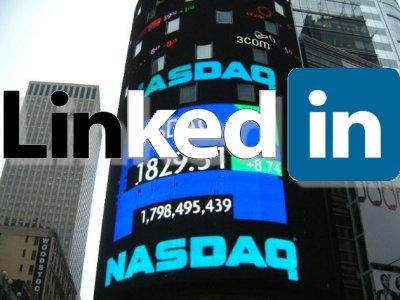 linkedin-nasdaq