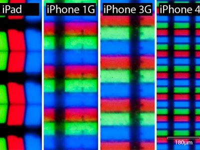 iphone retina display