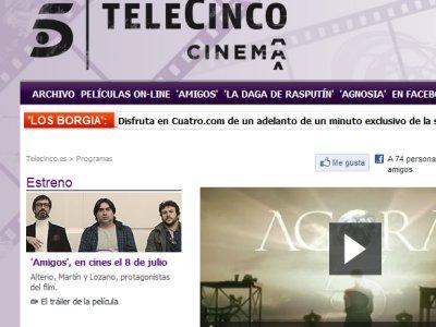 tele 5 cinema