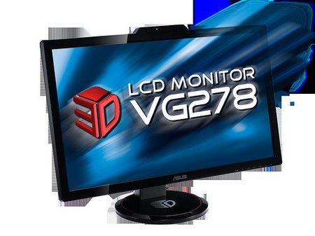 Monitor ASUS VG278 3D 27