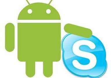 android-y-skype